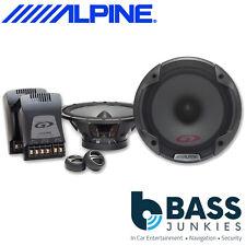 Alpine SPG-17CS 2-Way 16.51 x 13.97 cm Car Speaker