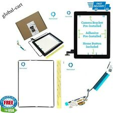 iPad 2 Assembly Replacement Display for LCD Screen Touch Monitor Digitizer Black