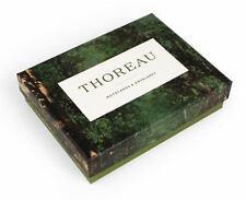 Thoreau Notecards (Cards)