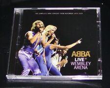 ABBA LIVE AT WEMBLEY ARENA VOM 10.11.1979 DOPPEL CD SCHNELLER VERSAND NEU & OVP