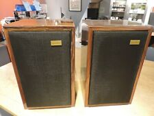 Spendor LS3/5A Loudspeakers in New Cabinets