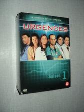 URGENCES SAISON 1 COFFRET 4 DVD GEORGE CLOONEY JULIANNA MARGULIES