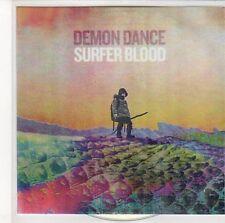 (ED764) Surfer Blood, Demon Dance - DJ CD