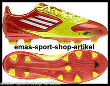 ADIDAS F10 ADIZERO TRX FG Gr.UK-6 Fb.HIGHENERGY/ELECTRICITY/WHITE V24790