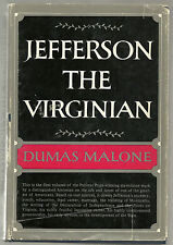 Dumas Malone, Jefferson and His Time  6 vols.  Hardcover