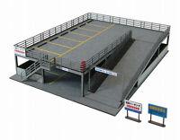 Sankei MP03-75 Parking Car Garage 1/150 N scale