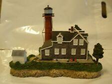 Harbour Lights Monomoy Point Ma Massachusetts Lighthouse 2002 #269 269 1098/5500