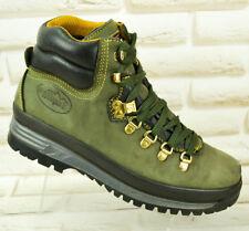 GRISPORT PRO Womens Leather Outdoor Walking Trekking Boots ITALY Size 7 UK 40 EU