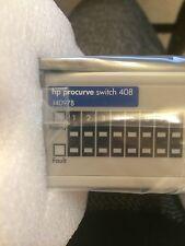 HP Procurve 408 Switch J4097b