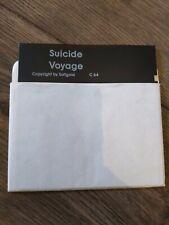 Suicidio Voyage-Commodore 64 C64 128 disco de juego en muy buena condición