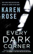 The Cincinnati: Every Dark Corner by Karen Rose (2017, Paperback)