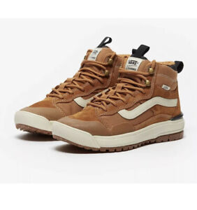 New Vans Ultrange Exo HI Mte Sneaker Boot Pumpkin Spice Size 12 Free Shipping