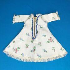 Vintage White Rayon Doll Socks for Vogue Ginny Ginnette Muffie Ginger Virga Pam