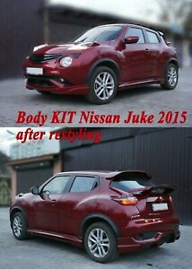 Body KIT for NISSAN JUKE 2015 - after restyling