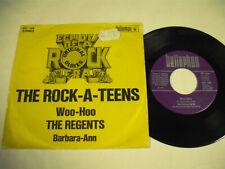 """THE REGENTS The Rock A Teens  7"""""""