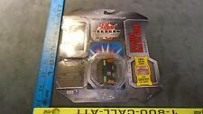Bakugan battle gear Boomix color black/green toy NIP