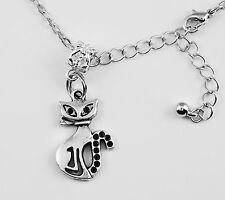 Cat Necklace  kitten & Cat Best jewelry gift