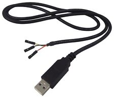 USB to RS232 Levels Serial UART Converter Cable with 1.8m Cable and 5V