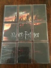 Harry Potter Deathly Hallows 2  Puzzle (auto, autograph) PA 8 Rawlings James