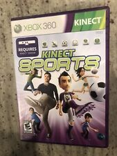 Kinect Sports (Microsoft Xbox 360, 2010)  Complete ~ Free Shipping