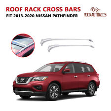 ROKIOTOEX Roof Rack Cross Bars Cargo Carrier Fit 2013-2020 Nissan Pathfinder