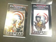 Fallen Son: Death of Captain America - Wolverine & AVENGERS (VF/NM) Marvel 2007