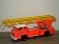 Renault Saviem Fire Truck - Corgi *37200