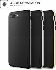 iPhone 7 Plus / 7s Plus / 8 Plus VRS Design High Pro Shield Case - Black