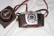 Vintage Camera Kodak Pony 135 Model B Flash 200 Shutter Film Photography Photo