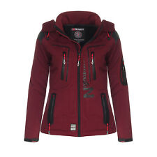 Geographical Norway Tassion Softshell de Mujer Sport Funciones Lluvia Exterior