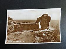 Postcard: Pulpit Rock, Portland, Dorset