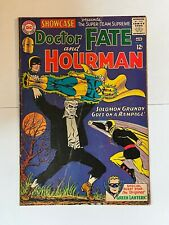 Showcase #55 1965 Doctor Fate and DC Comic 1st Appearance of Solomon Grundy