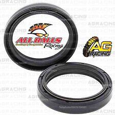 All Balls Fork Oil Seals Kit For Kawasaki KX 125 1999 99 Motocross Enduro New