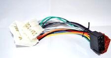ISO DIN Radioadapter Stecker Kabel  Kabelbaum KFZ AutoRadio VOLVO S40 S70 C70