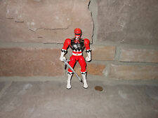 Power Rangers Lost Galaxy Red Ranger super articulated 7 inch figure