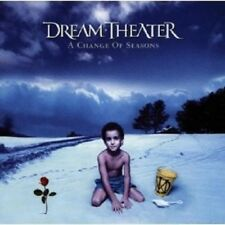 DREAM THEATER - A CHANGE OF SEASONS  CD NEW