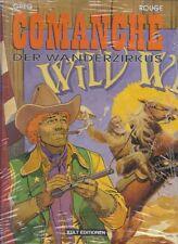 Comanche Nr. 13 14 15 Hardcover Comic zur Auswahl von Greg / Rouge / Rodolphe