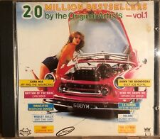 20 MILLION BESTSELLERS - BY THE ORIGINAL ARTISTS - VOL 1 - CD