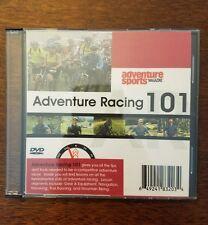 Adventure Racing 101 DVD Adventure Sports Magazine Orienteering Hiking