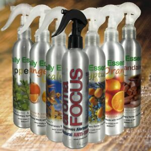 Natural Freshener & Aromatherapy Sprays 300ml - Totally Essential