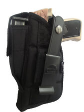 Gun Holster has Mag Pouch fits Ruger SR 40 Can be used left or right handed