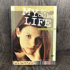My So-Called Life The Complete Series Dvd 2007 6 Disc Set & Booklet Claire Danes