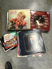 Assortment of Vintage Records