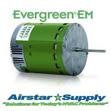 Carrier HD46AR220 X13 Replacement Motor / Genteq Evergreen EM • 6207E • 208/230V