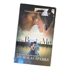 The Best of Me by Nicholas Sparks (2019, Trade Paperback)