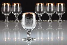 Murano Gläser und Glaswaren aus Kristall fürs Esszimmer