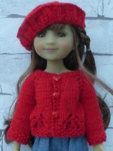 Vêtements  pour poupée Ruby Red Fashion Friend de 36 cm (14,5 inches ) ou Nancy