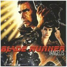 VANGELIS BLADE RUNNER ORIGINAL SOUNDTRACK & ADDITIONAL MUSIC CD OST NEW