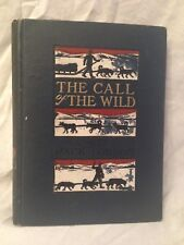 Jack London / Paul Bransom - The Call of the Wild -  Heinemann 1915 - Nice Copy