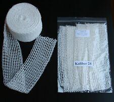 5m Kaliber 24 Bratennetz, Rollbratennetz, Schinkennetz, Rouladennetz Räuchernetz
